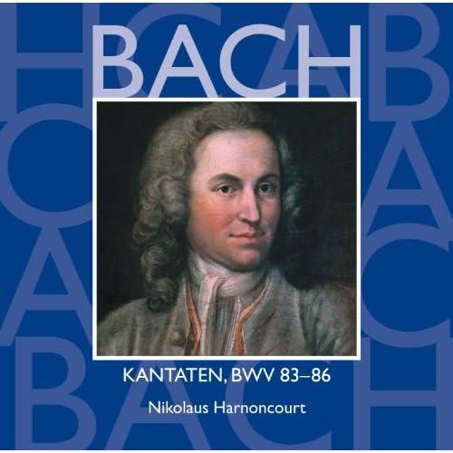 """Cantata No.86 Wahrlich, wahrlich, ich sage euch BWV86 : III Chorale - """"Und was der ewig gütige Gott"""" [Boy Soprano]"""