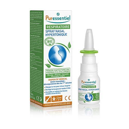 Laboratoire Puressentiel Spray Nasal Hypertonique Respiratoire