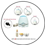 #6: Safe-O-Kid- Feeding essential- Portable (safe for use in car/ travel) electrical bottle Milk and Food Warmer (Unifrom, Fast Heating)