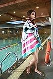 towells Telo Mare Puro Cotone Asciugamano da Bagno, Addensato Asciugamano da Bagno, Una Formaldeide Libera Cartoon Cotone Asciugamani di Spiaggia, Telo da Spiaggia, 160 * 80Cm,Bulldog,160 * 80Cm,