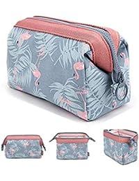 FFe Atur Bolsa de viaje para cosméticos, maquillaje, neceser impermeable, bolsa de lavado portátil para mujeres y niñas