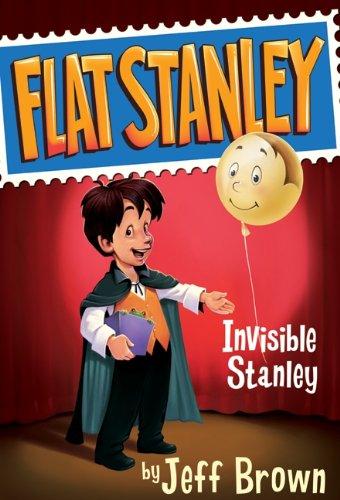 Invisible Stanley (Stanley Lambchop Adventures (PB))