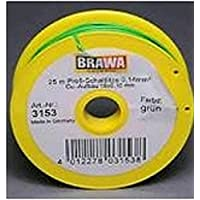 O25 m Abrollspule grün BRAWA 3153