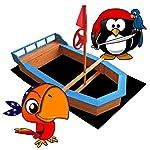 Sand Pit Boat with flagpole 150x78x85cm Non-Woven Floor Wooden Sandbox Garden