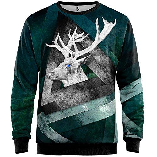 Blowhammer - Sweatshirt Herren - Hunter SWT - XXL - Jumper Hunter Sweatshirt