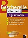 allemand la grammaire