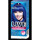 Schwarzkopf Live Ultra Brights or Pastel - Electric Blue 95 (pack of 3) Schwarzkopf
