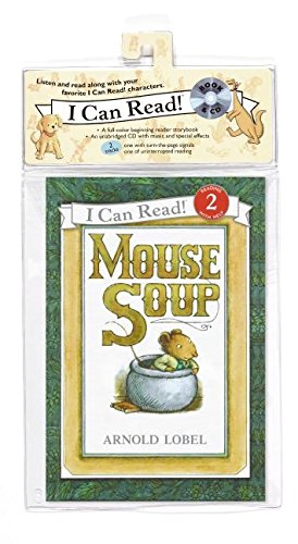 Mouse Soup [With CD] (I Can Read Book 2)