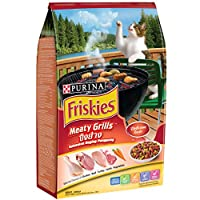 Purina Friskies Meaty Grill Cat Food 3kg(Pack of 1)
