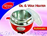 #7: Sweet Pea Riyon Automatic Oil And Wax Heater