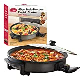 Best Electric Woks - Quest 35500 Multi-Function Electric Cooker Pan with Lid Review
