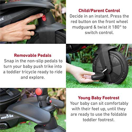 Smartrike-Folding Tricycle Baby  SmarTrike
