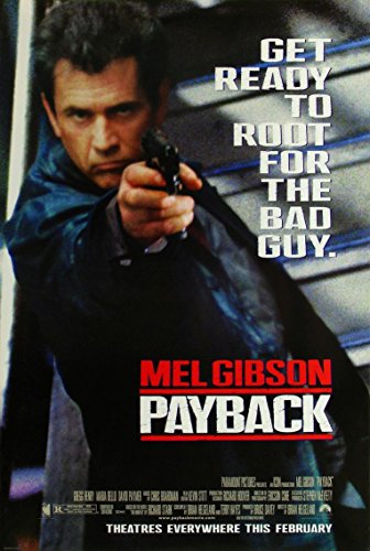 Poster Payback Movie 70 X 45 cm