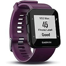 Garmin Forerunner 30 GPS Running Watch with Wrist Heart Rate - Amethyst