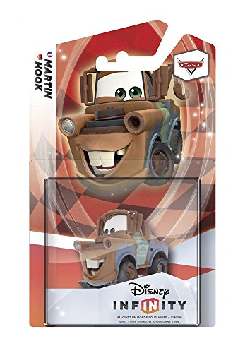 "Disney Infinity – Figur ""Cars – Hook"" (Alle Systeme) [Importación Alemana] 5121tFlqcrL"