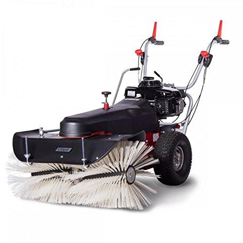 Preisvergleich Produktbild 4F Kehrmaschine Limpar 84 Pro Honda GCV 140 OHC Motor mit Winterkehrbürstensatz