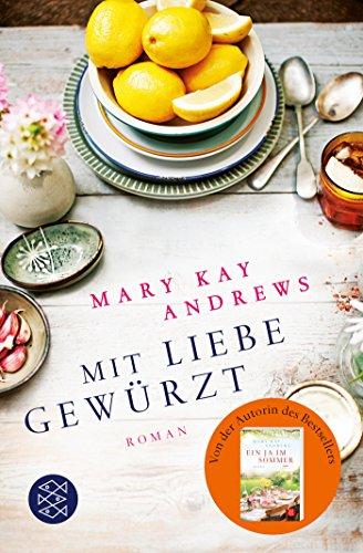 Buchcover Mit Liebe gewürzt: Roman
