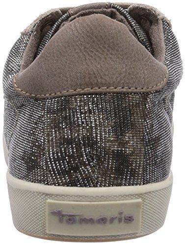 Tamaris 23600, Baskets Basses femme Multicolore - Mehrfarbig (Leopard Glam 961)