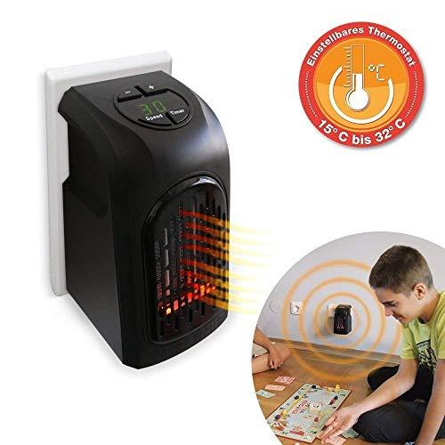 Handy Heater 370 Watt Effektive Keramik Mini Heizung für die