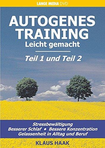 Autogenes Training Teil 1 und 2 [2 DVDs]