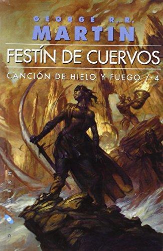 Canción de hielo y fuego: Festín de cuervos omnium: 4 (Gigamesh Omnium) por George R.R. Martin