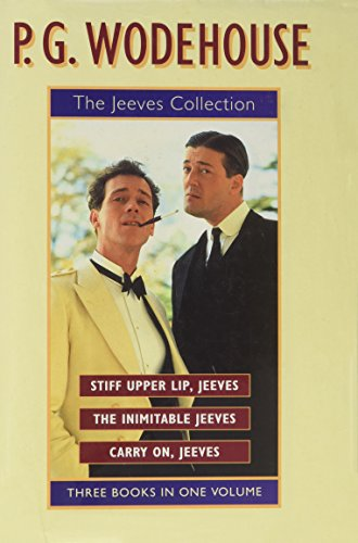 The Jeeves Collection Cover Image