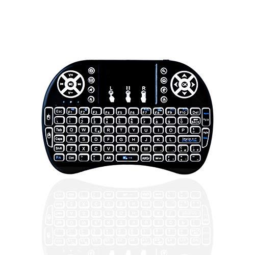 Ultrapower100® Mini Teclado inalámbrico ratón Touchpad