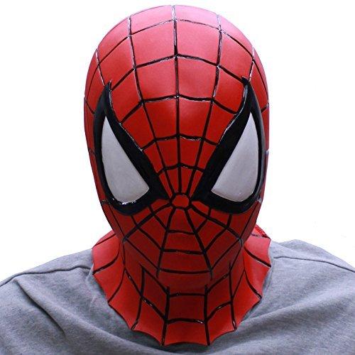 Spider-Man-Full-Face-Maske%¶ÝÏ% Made in Japan