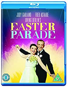 Easter Parade [Blu-ray] [1948] [Region Free]