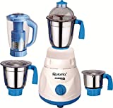 Rotomix Tufan Series 750 Watts Mixer Grinder with 4 Jar Factory Outlet