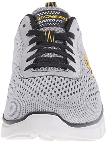 Skechers Equalizer Settle The Score Herren Outdoor Fitnessschuhe Grau