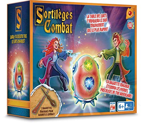IMC Toys - Sortilèges Combat - Playfun - 97407