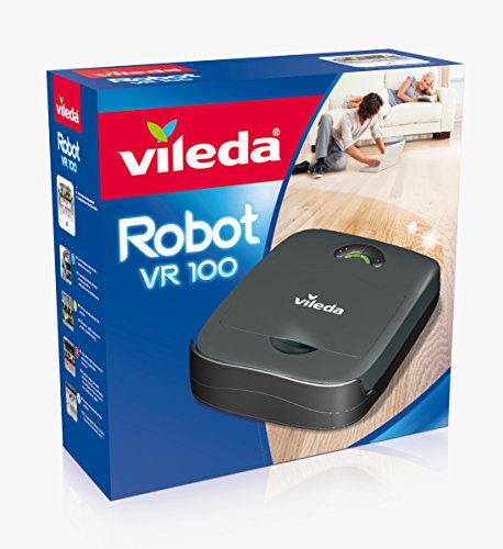 Vileda VR 100 Saugroboter mit dualem Navigationssystem