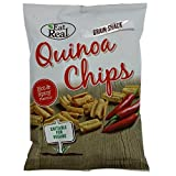 Eat Real - Quinoa Chips - Hot & Spicy - 80g (Case of 12)