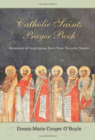Catholic Saints Prayer Book