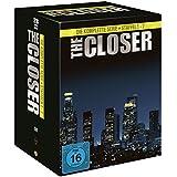 The Closer - Die komplette Serie (Staffel 1-7) (exklusiv bei Amazon.de) [Limited Edition] [28 DVDs]