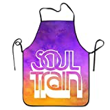 quanzhouxuhuixiefu Funny Soul Train Kitchen Cooking Apron
