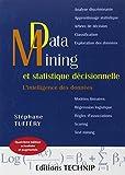 Data mining et statistique décisionnelle - 4ème édition