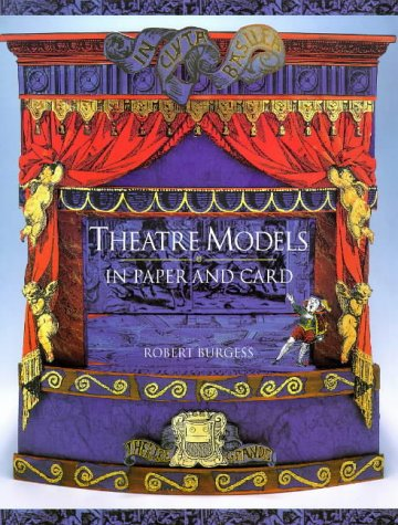 Theatre Models in Paper and Card