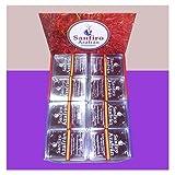 Safran Thread 24Gramm-Puro Azafran Spanisch-Box 24Stück 1Grs