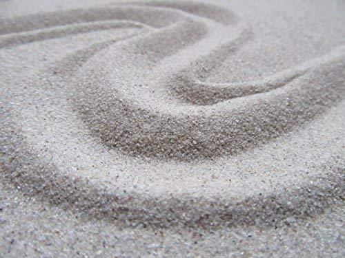 Sabbia per acquario, con grana da 0,1-0,3 mm, da...