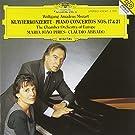 Mozart : Piano Concertos n�17 & 21