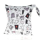 Newin Star Impermeable de una sola capa bolsa de pañales del pañal Bolsa de almacenamiento para el cochecito de bebé (CAT) 1pcs