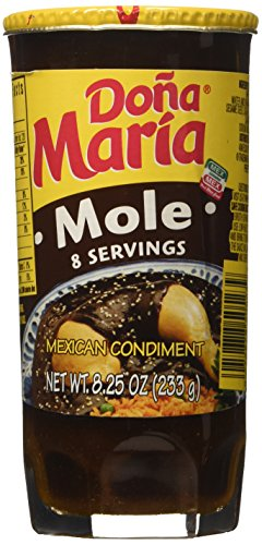 dona-maria-mole-mexican-condiment-sauce-825oz-jar-pack-of-3