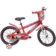 "Bicicleta 16"" Disney Cars Oficial"