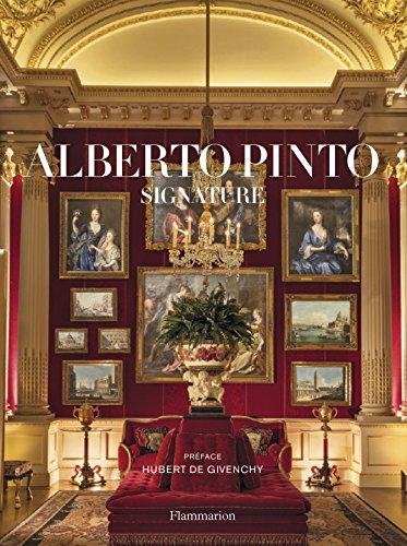 Alberto Pinto : Signature