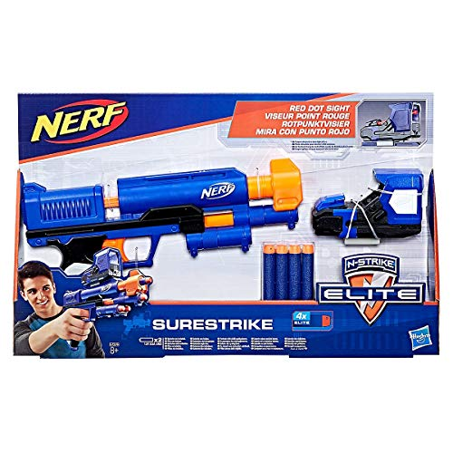N-Strike Elite Surestrike Verpackung