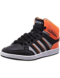 new arrival de615 4fc0f adidas NEO Unisex-Kinder Hoops Team Mid Hohe Sneakers
