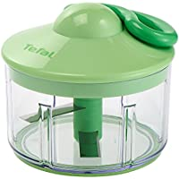 Tefal - Picadora manual, 500 ml, color verde