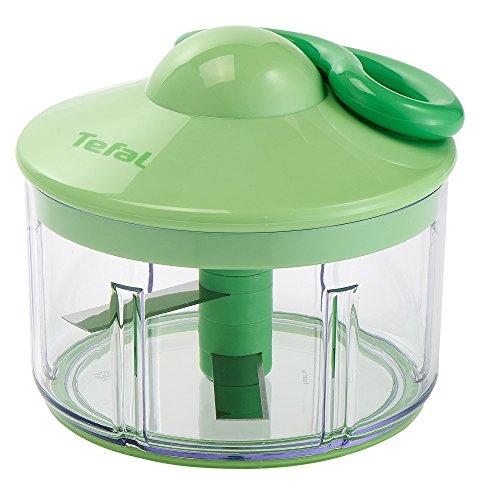 Tefal K0920404 - Tritatutto, 5 secondi, in plastica, verde